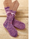 naughty and nice sock