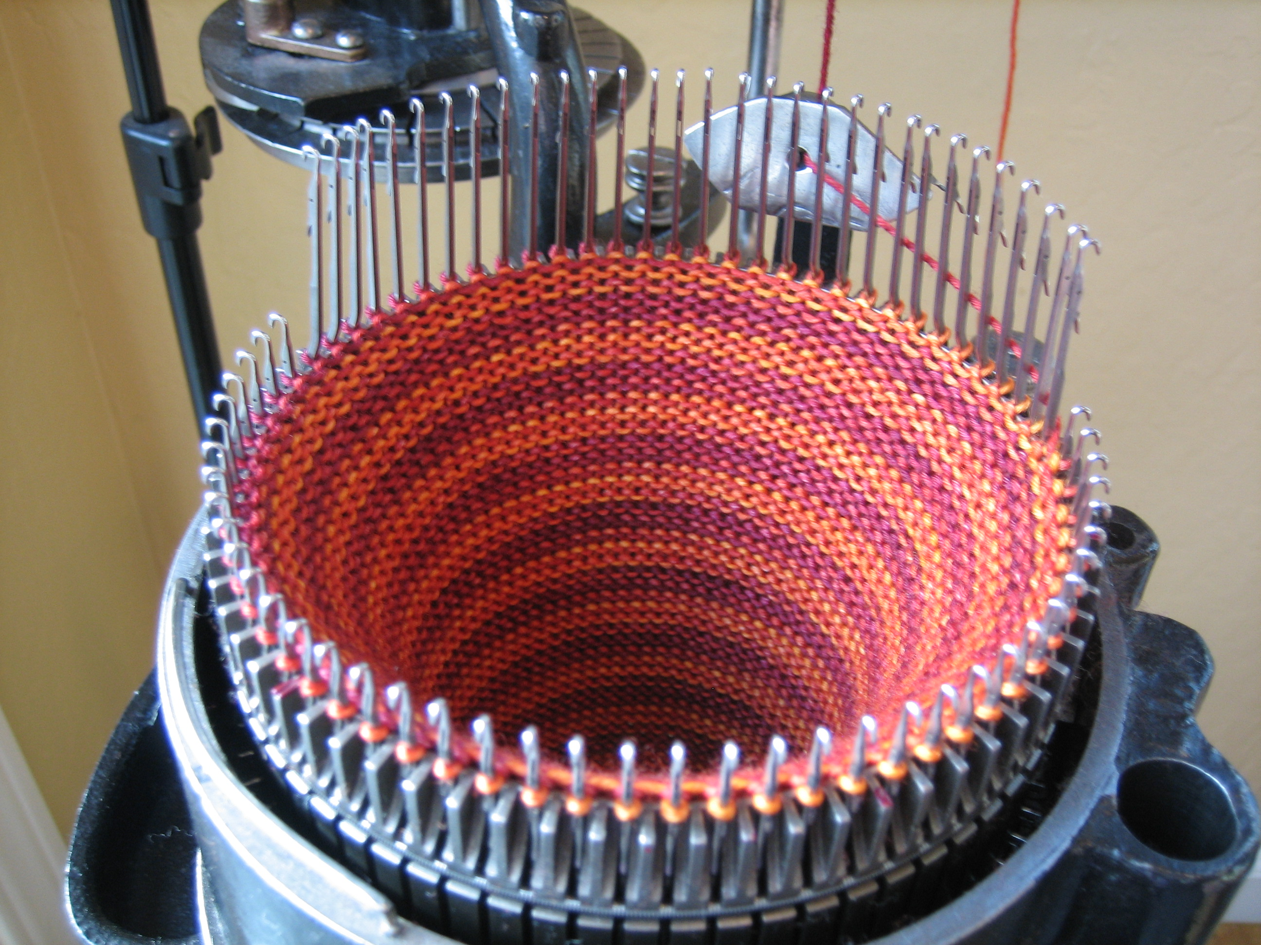 circular sock machine